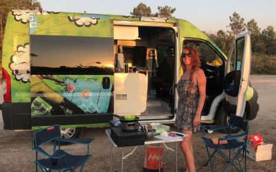 Rondreis West-Algarve met een camper